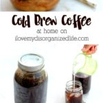 Anybody ever attempted infusing cold-brew coffee in milk rather water? : coffee