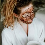 Coffee coconut milk nose and mouth mask & scrub – the nosh existence