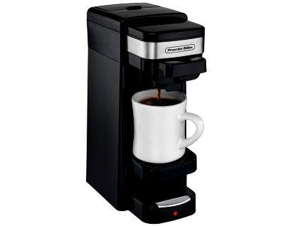 Single-Serve Coffee Maker (black)-49969