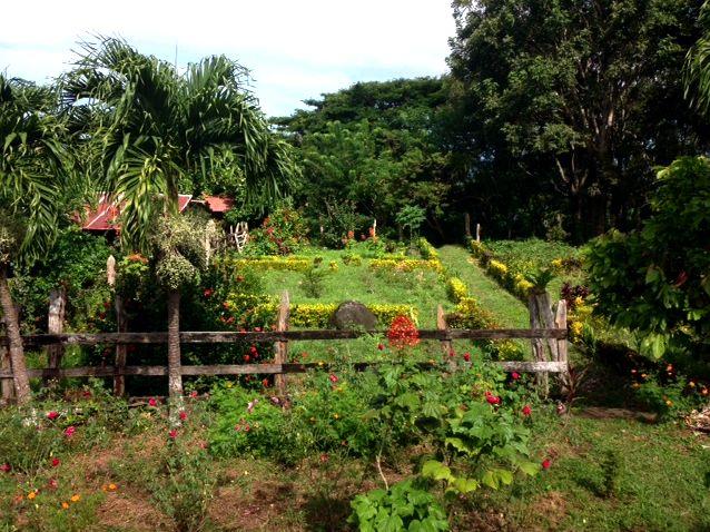 Finca La Magdalena, Ometepe, Nicaragua