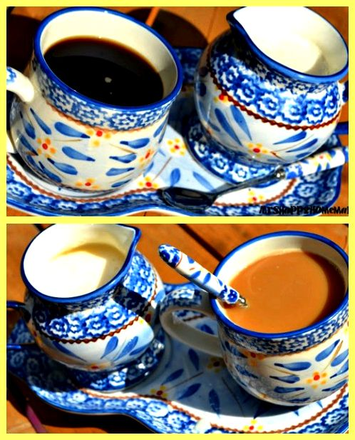 Homemade Coffee Creamer - over 2 dozen different flavor possibilities!
