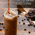Iced coffee with milk diet information