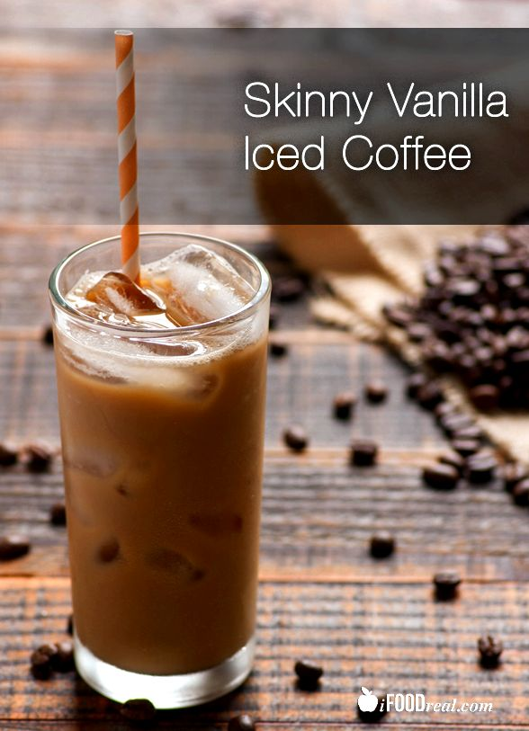 Iced coffee with milk diet information have been in Iced