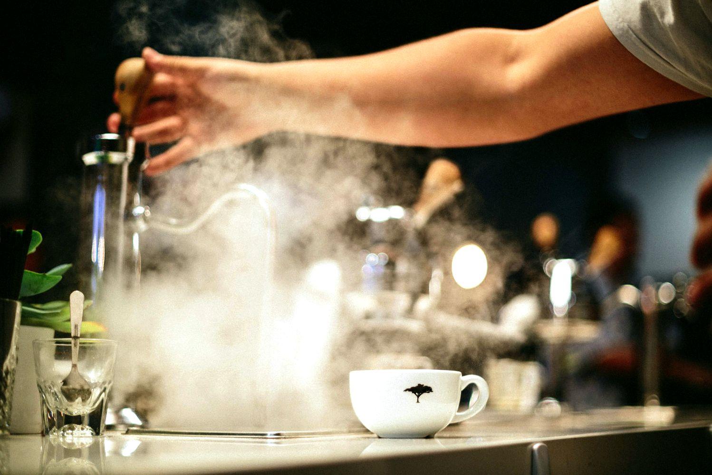 Indaba coffee roasters Spokane, visited North