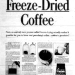 Maxim freeze dried coffee » photos in the vault