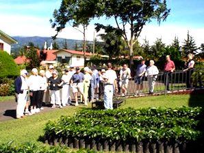 Doka Estate Costa Rica Coffee Plantation Tour