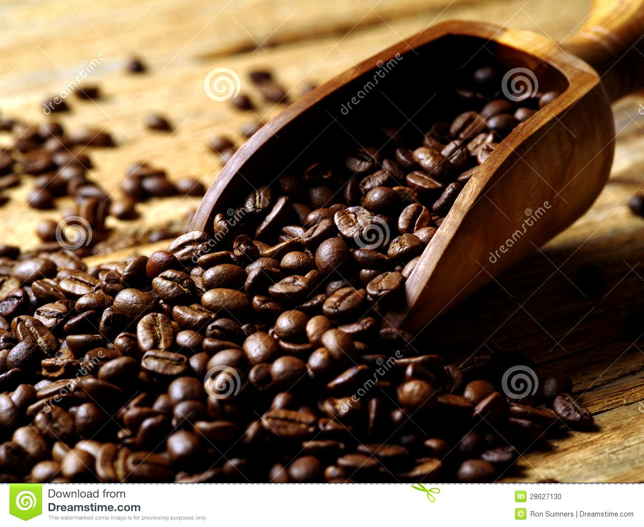Resting fresh-roasted coffee - len's coffee maybe twenty minutes