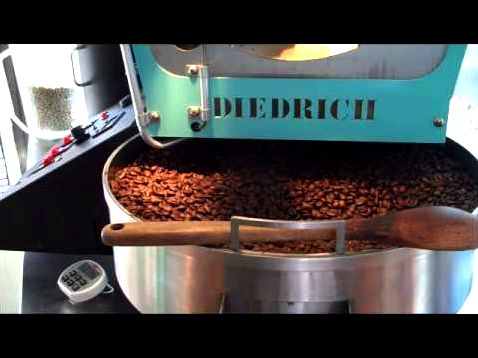 Resting fresh-roasted coffee - len's coffee rested coffees