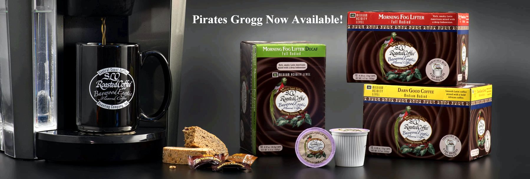 Single Serve Pods - Quick and Easy