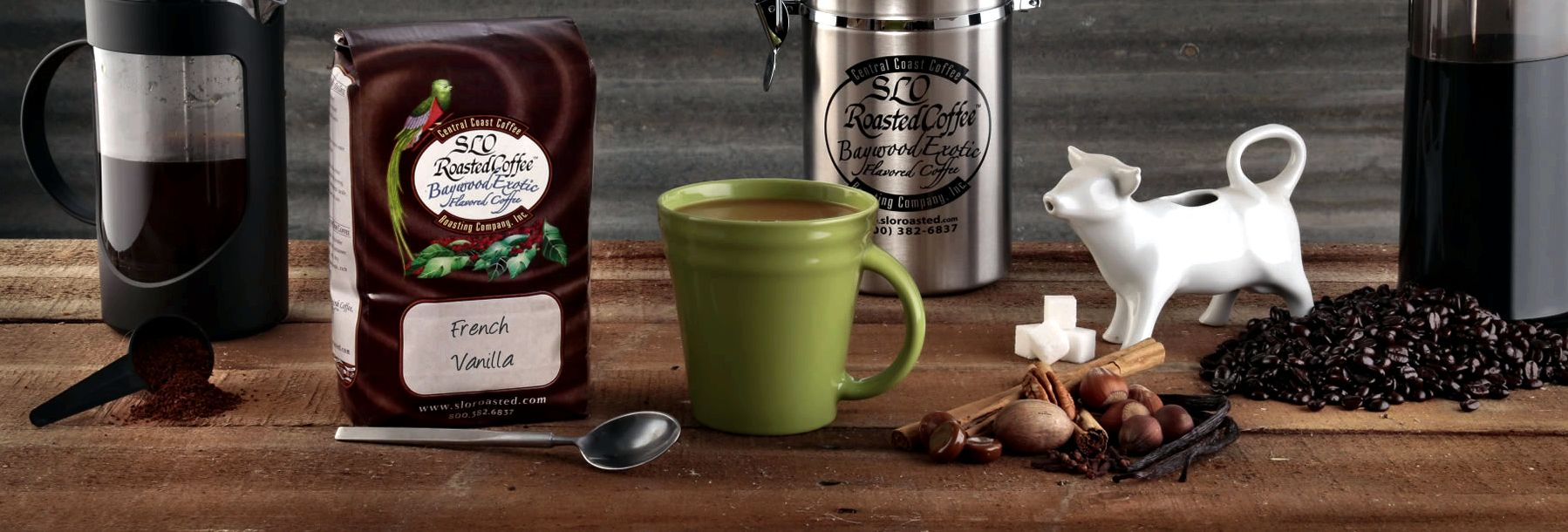 Flavored Coffee by the Pound