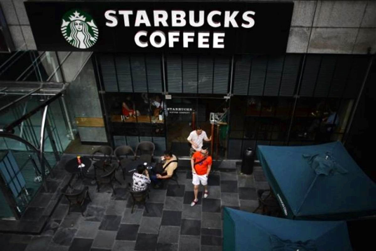 Starbucks to double its cafes in china to 5,000 regards to