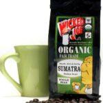 Sumatra – organic coffee – grampa's garden