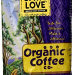 The organic coffee co ground coffee java love — 12 oz – vitacost