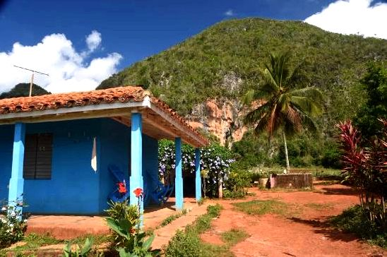 Visiting coffee plantation in cuba, vinales the Maisi Plateau